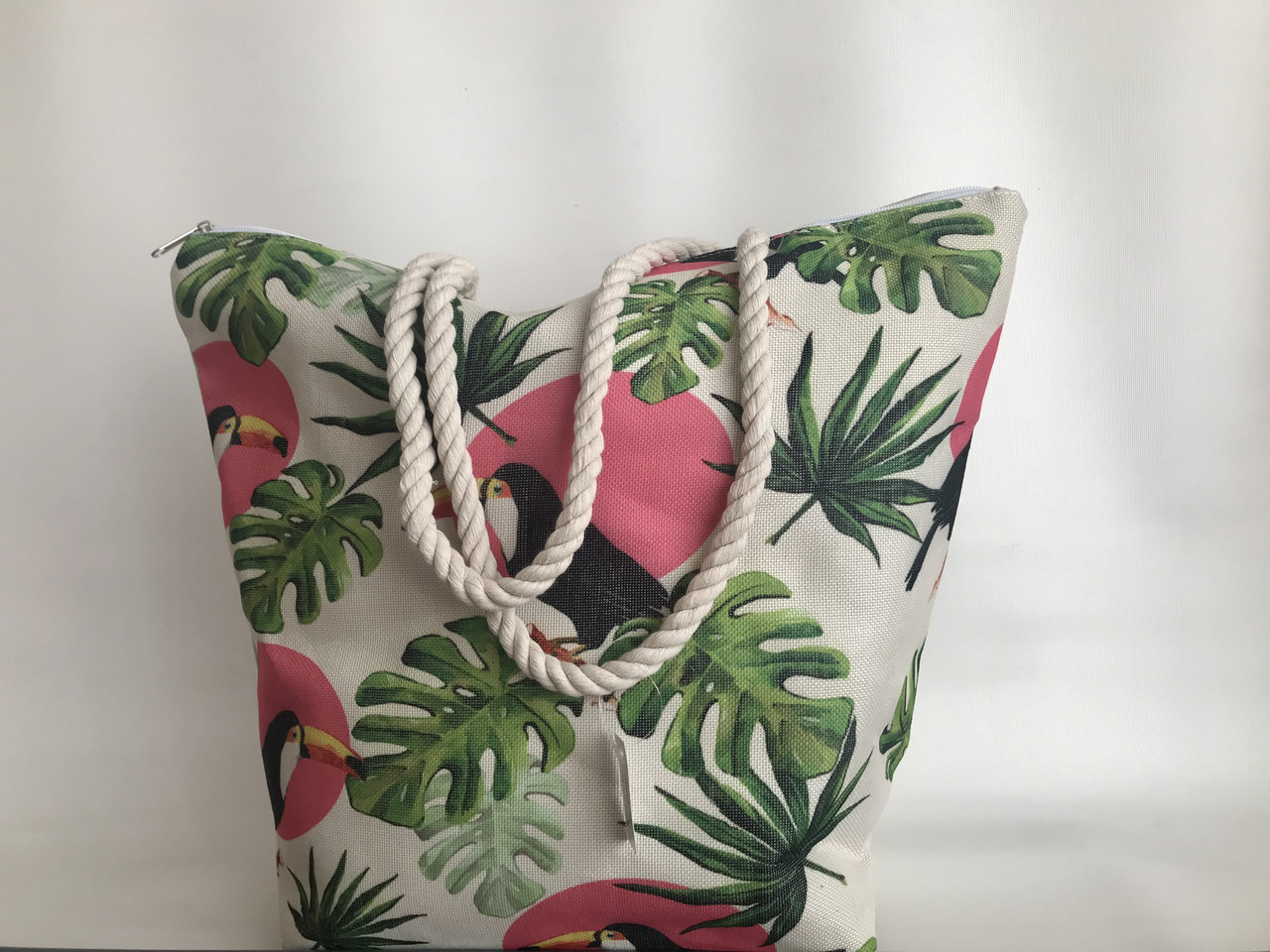 Женская льняная сумка