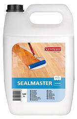 Грунтовочный лак для паркета Synteko Sealmaster 5л - (Полуглянцевый)
