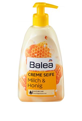 Balea Creme Seife Milch & Honig Жидкое мыло Balea Молоко и Мед 500ml