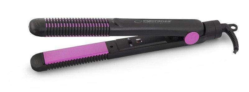 Выпрямитель-плойка для волос 2 в 1 с керамическим покрытием Esperanza EBP002