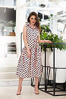 Женское платье коттон 42-48, фото 1
