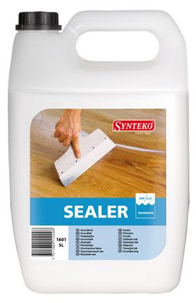 Грунтувальний лак для паркету Synteko Sealer напівглянсовий 5л