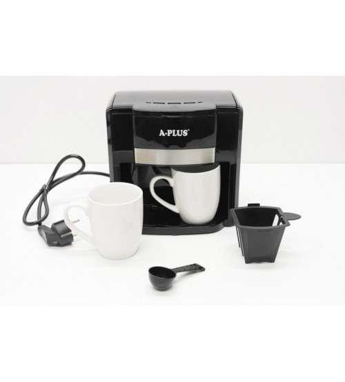 Капельная кофеварка на 2 чашки A-PLUS СL-1549
