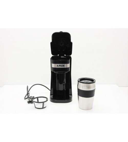 Капельная кофеварка с термостаканом A-PLUS СM-1550