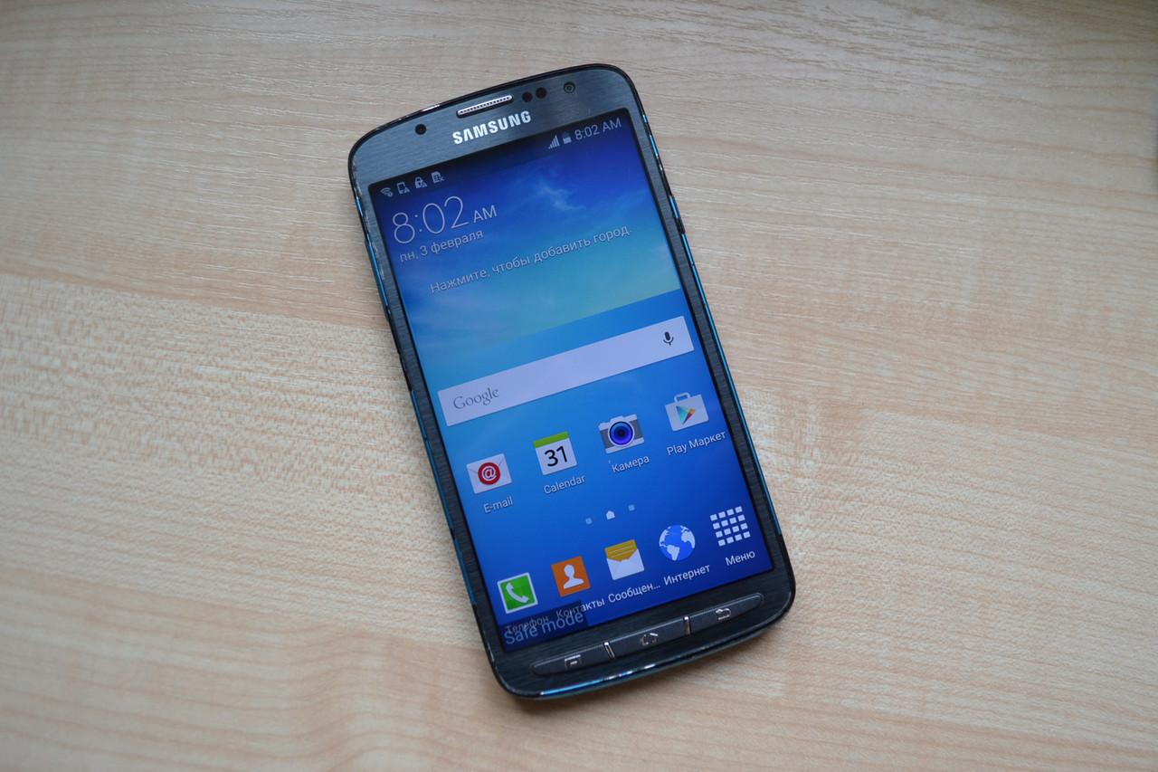 Samsung Galaxy S4 Active I537 16Gb Blue Оригинал!