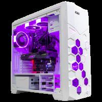ПК ЕТЕ GE-i9400WC-1620.24SSD.GTX1660Ti.AZStW600RGB/Intel Core I5 9400F/WC Argus (Storm2)/Z390/2*8GB DDR4/HDD 2TB/SSD 240Gb/GeForce GTX1660Ti 6Gb/AZZA