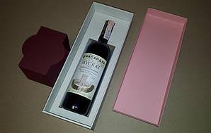 Подарункова коробка під вино