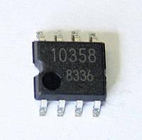 Микросхема BA10358F-E2 (SOP-8)