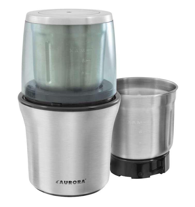 Кофемолка-блендер Aurora 346AU