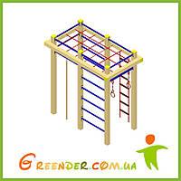 Гимнастический комплекс Лайт игровой на улицу