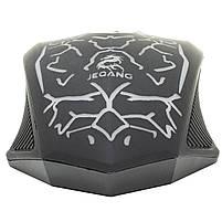 ✸Проводная мышь JEQANG JM-813 Black 3 кнопки компьютерная 1200 DPI USB оптическая, фото 4