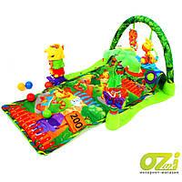 Развивающий коврик Baby Gift Зоопарк