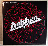CD диск Dokken – Breaking The Chains