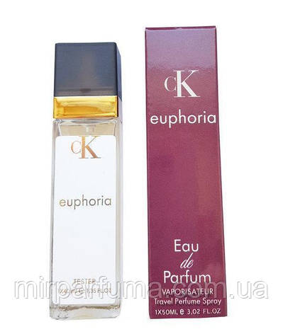Женский парфюм копия Calvin Klein Euphoria for woman - Travel Perfume 40ml, фото 2