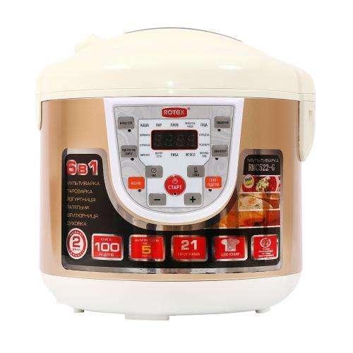Мультиварка ROTEX RMC-522-G