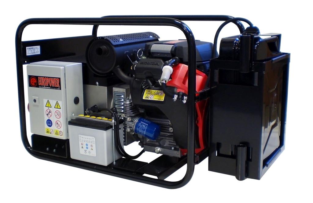 Миниэлектростанция Europower EP13500TE (powered by Honda) миниэлектростанция генератор бензиновый станция