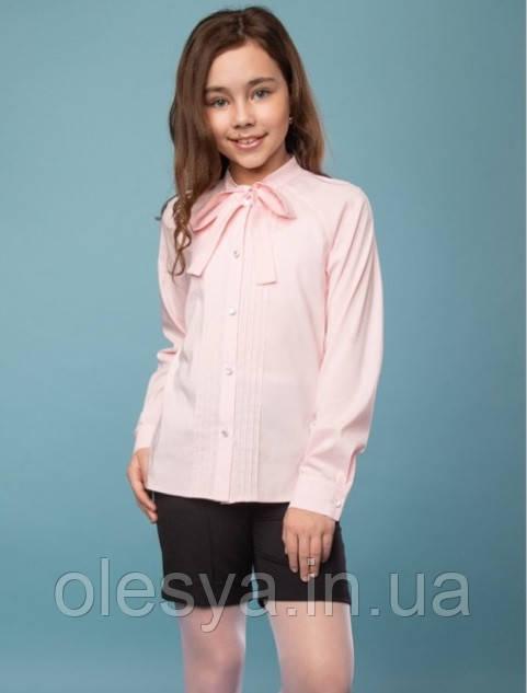 Блуза с завязками для девочек Matilda Размеры 122, 140 -152