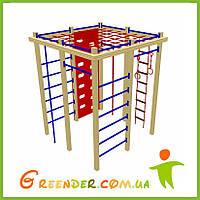 Гимнастический комплекс Беркут уличный для детей