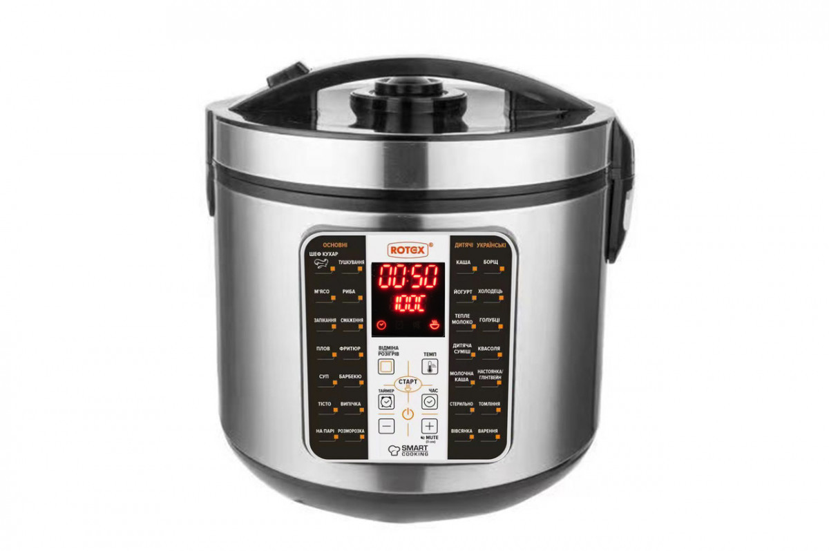 Мультиварка Smart Cooking ROTEX RMC-401-B