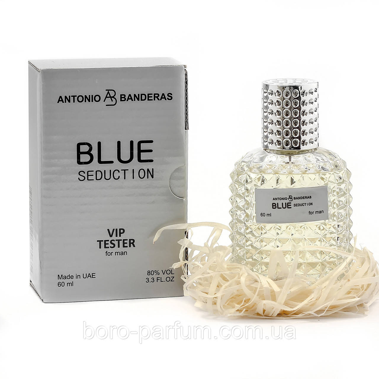 Тестер VIP Antonio Banderas Blue Seduction 60 мл мужской