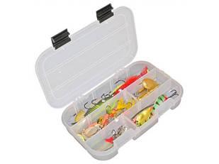 Коробка Aquatech 7002 3-13 ячеек (21 x 13 x 3.5 см)