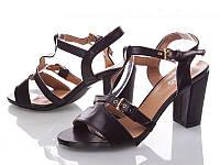 Классические босоножки на каблуке 36 39