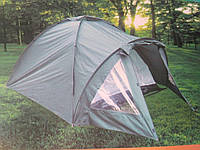 Палатка туристична 3-х місцева (210*210*135*100) з тамбуром, фото 1