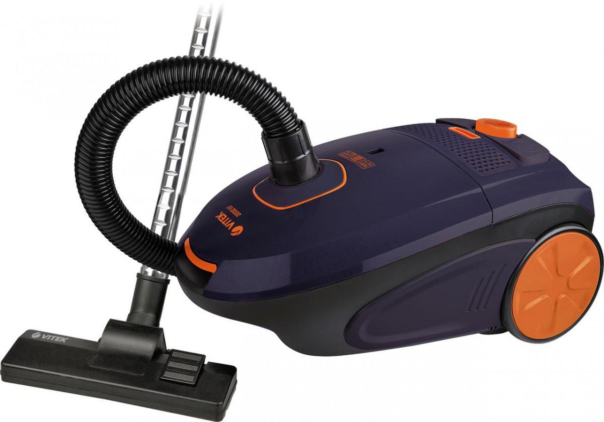 Пылесос для сухой уборки Vitek VT-8106-VT