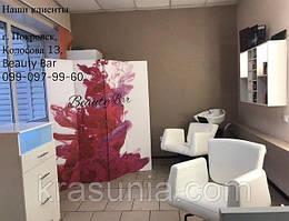 Парикмахерская мойка Orlando, парикмахерское кресло ORLANDO