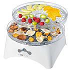 Сушилка для овощей и фруктов Clatronic DR-3525, фото 2