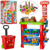 Игровой набор Супермаркет с тележкой 661-80
