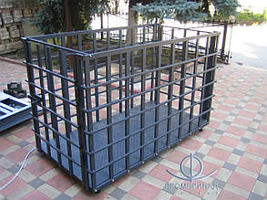 Ваги для зважування худоби 3 тонни — ВН 3000-4 Промприлад