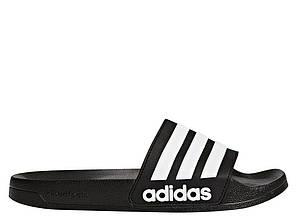 """Сланцы Adidas Cloudfoam Adilette """"Черные"""", фото 2"""
