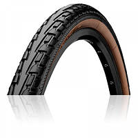 "Покрышка Continental RIDE Tour, 28"", 700 x 47C (45C), 28 x 1.75, 47-622, Wire, ExtraPuncture Belt, 960гр"