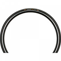 "Покрышка Continental SuperSportPlus, 28"", 700 x 25C, 25-622, Wire, Plus Breaker, 470гр., черный, фото 2"