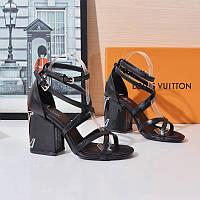 """Босоножки Louis Vuitton """"Topmost"""" 1A4X0J, фото 1"""