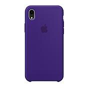 Чохол (copy) на iPhone X / XS Silicone case Ultra Violet