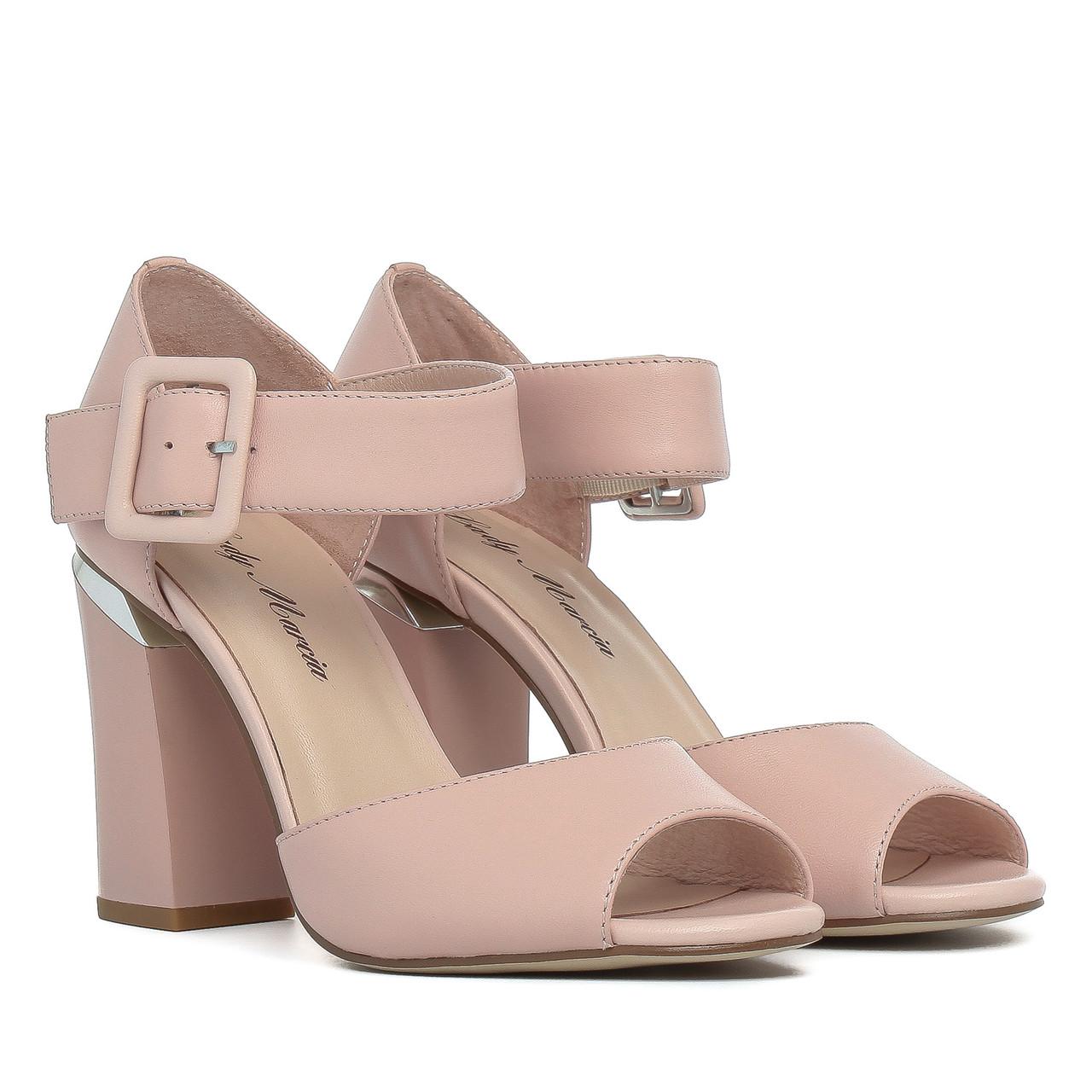 90c399570fda Купить Босоножки женские LADY MARCIA (кожаные, стильные, на высоком  каблуке, модные) ...