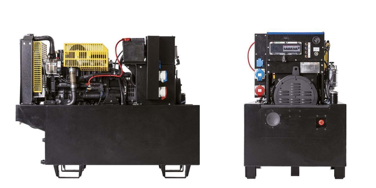 Однофазный дизельный генератор Geko 11014 E-S/MEDA (9.6 кВт)