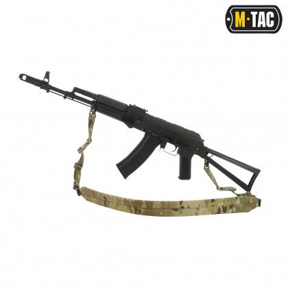 M-Tac ремень оружейный с карабином Gen.3 Multicam