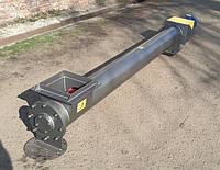 Шнековый транспортер (винтовой транспортер) из нержавеющей стали и окрашенной