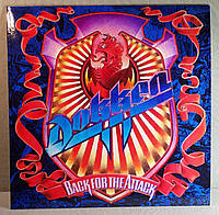 CD диск Dokken – Back For The Attack