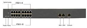 FXO и FXS шлюз Telpo TP-8S/8O, фото 2