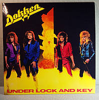 CD диск Dokken – Under Lock And Key