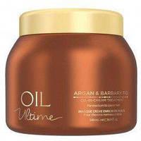 Маска с маслом арганы и берберийской фиги, OU Oil-in-Treatment Argan & Barbary Fig  500 мл.