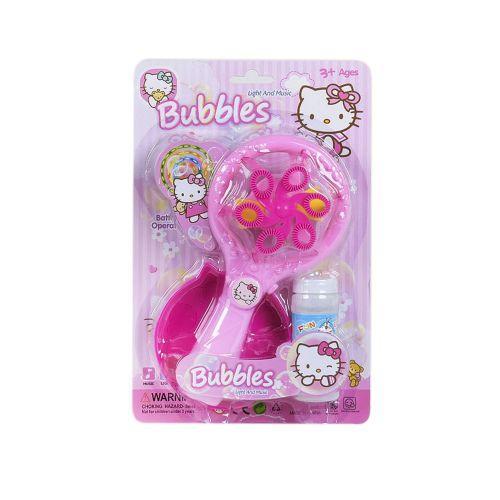 """Вентилятор с мыльными пузырями """"Hello Kitty"""" 2333-2335-233 scs"""