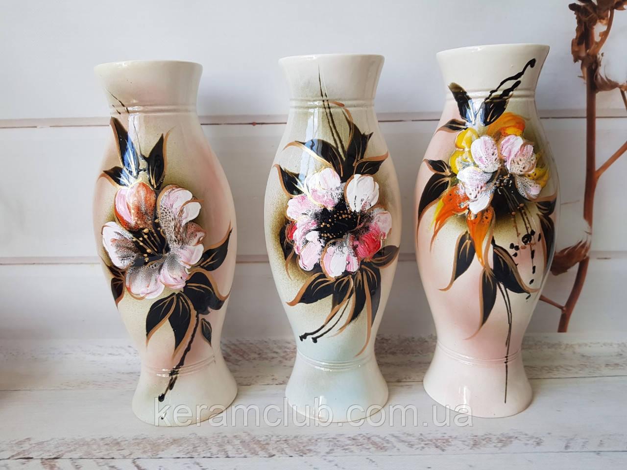 Набор керамических ваз