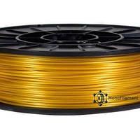 COPET (PETT, PETG) пластик MonoFilament 1,75 мм золото