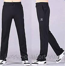 Штани чоловічі спортивні чорні, сині, сірі. Мод. 4021.