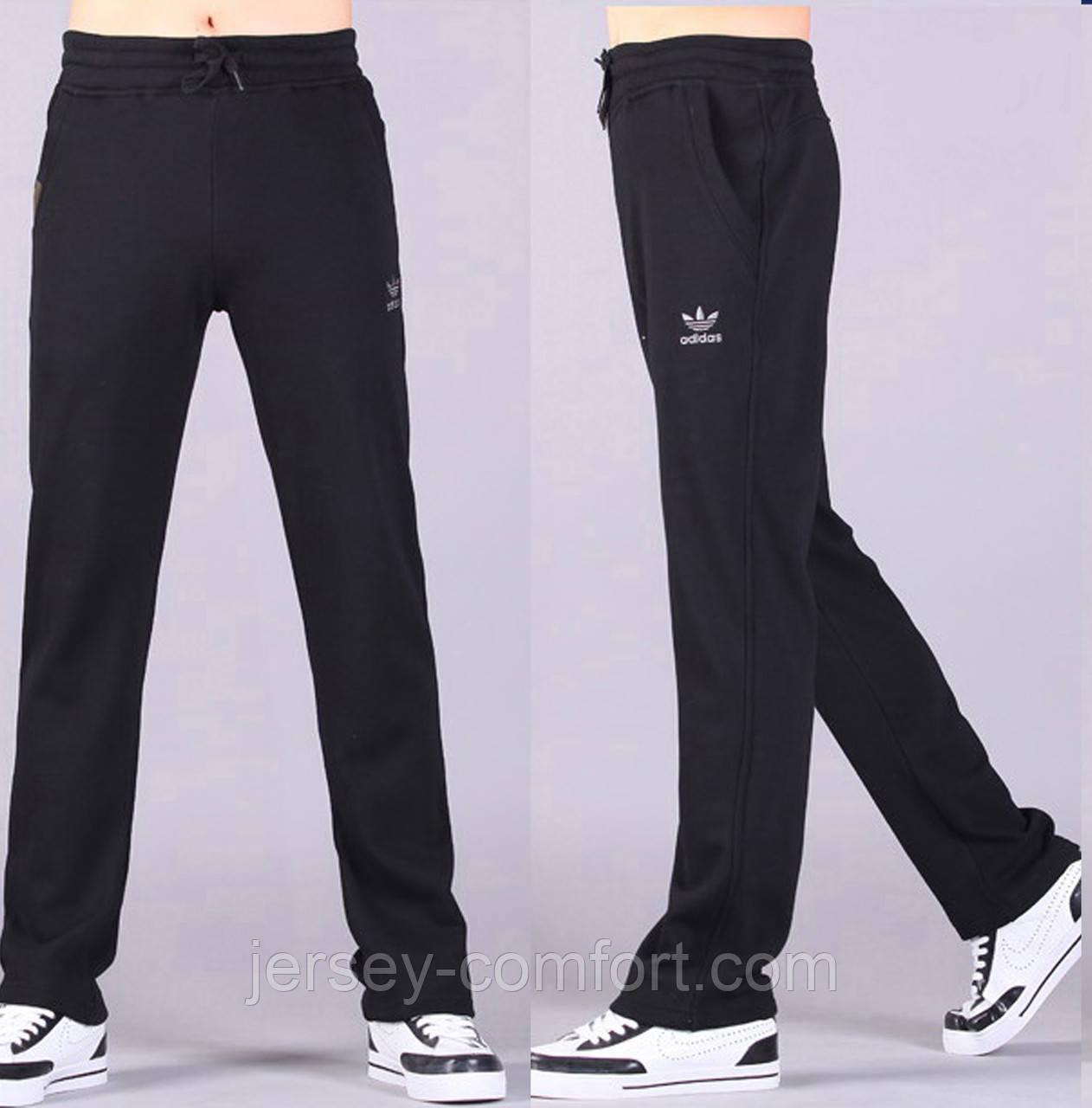 Купить черные мужские брюки